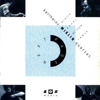 Karlheinz Miklin Quartet/Next page